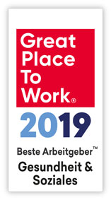 Logo Great Place to Work 2019