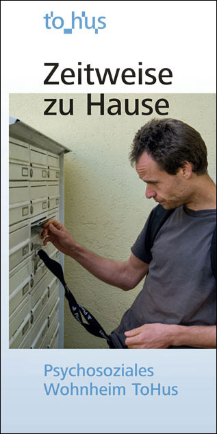 Download Flyer Psychosoziales Wohnheim ToHus